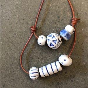 Jewelry - Ceramic Bead Necklace